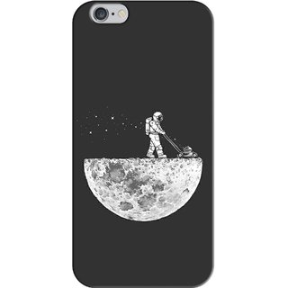 G.store Printed Back Covers for Apple iPhone 6 Plus Grey 30076