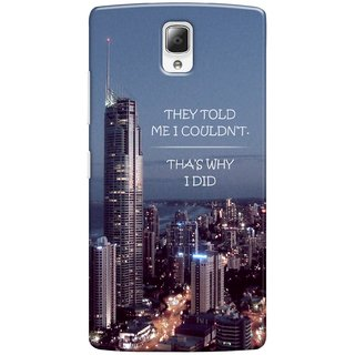 G.store Printed Back Covers for Lenovo a2010 Multi 34137