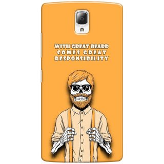 G.store Printed Back Covers for Lenovo a2010 Yellow 34150