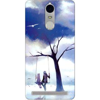 G.store Hard Back Case Cover For Lenovo K5 Note 49852