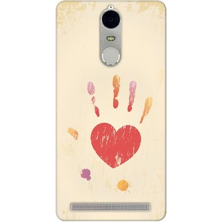 G.store Hard Back Case Cover For Lenovo K5 Note 49857