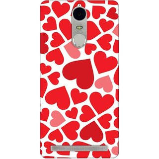 G.store Hard Back Case Cover For Lenovo K5 Note 49863