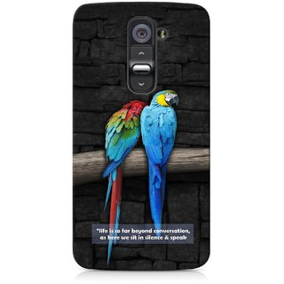 G.store Hard Back Case Cover For LG G2 50335