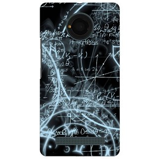 G.store Hard Back Case Cover For Micromax Yu Yunique 51227
