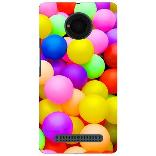 G.store Hard Back Case Cover For Micromax Yu Yunique 51230