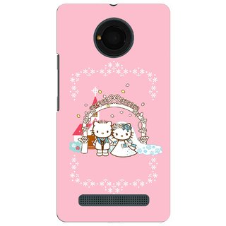 G.store Hard Back Case Cover For Micromax Yu Yunique 51244