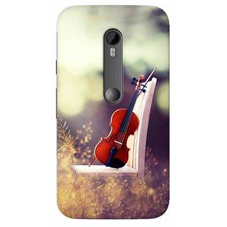 G.store Hard Back Case Cover For Motorola Moto G Turbo Edition 51460