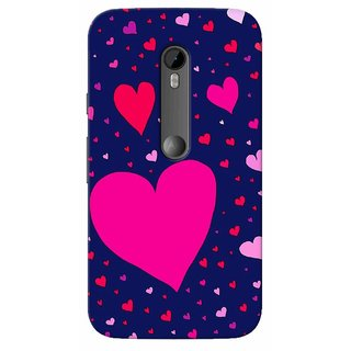 G.store Hard Back Case Cover For Motorola Moto G Turbo Edition 51464