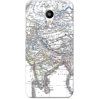 G.store Hard Back Case Cover For Meizu M2 50638