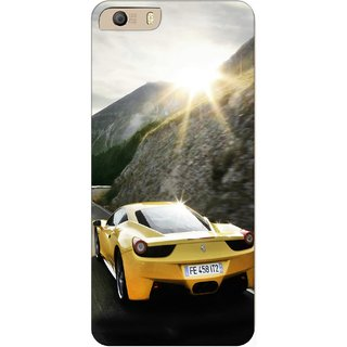 G.store Hard Back Case Cover For Micromax Canvas Knight 2 E471 50900