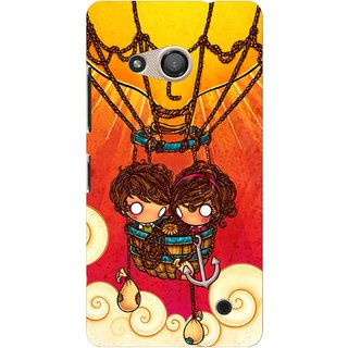 G.store Hard Back Case Cover For Nokia Lumia 550 51767
