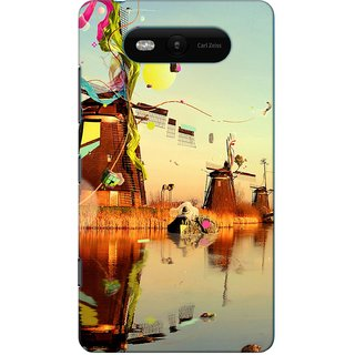 G.store Hard Back Case Cover For Nokia Lumia 820 51962