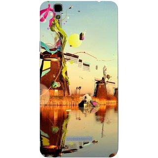 G.store Hard Back Case Cover For Micromax Yu Yureka Plus 51362