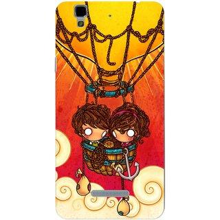 G.store Hard Back Case Cover For Micromax Yu Yureka Plus 51367