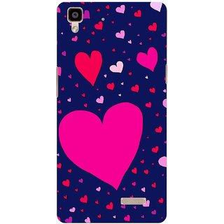 G.store Hard Back Case Cover For Oppo R7 52064