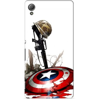 G.store Hard Back Case Cover For Sony Xperia Z4 52284
