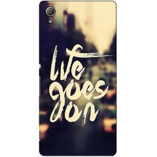 G.store Hard Back Case Cover For Sony Xperia Z4 52291