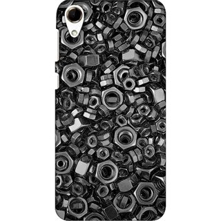 G.store Hard Back Case Cover For HTC Desire 728 54209