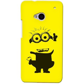 G.store Hard Back Case Cover For HTC ONE M7 54781