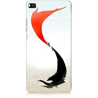 G.store Hard Back Case Cover For Huawei Ascend P8 55204