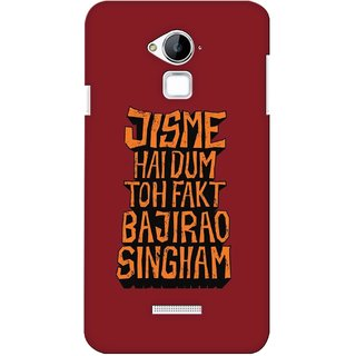 G.store Hard Back Case Cover For Coolpad Dazen Note 3  53942