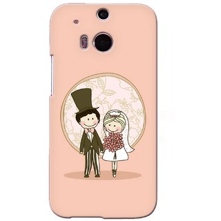 G.store Hard Back Case Cover For HTC ONE M8 54830