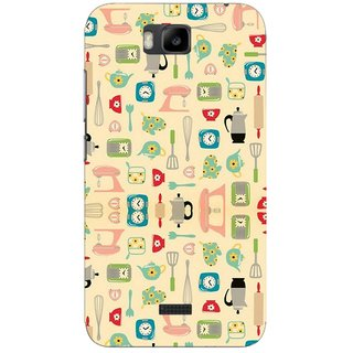 G.store Hard Back Case Cover For Huawei Honor Bee 55513