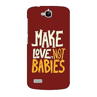 G.store Hard Back Case Cover For Huawei Honor Holly 55690