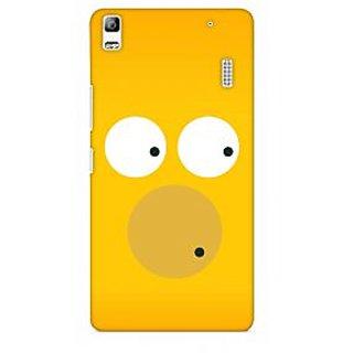 G.store Hard Back Case Cover For Lenovo K3 Note 56554