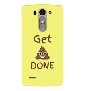 G.store Hard Back Case Cover For LG G3 Beat 57223