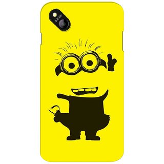 G.store Hard Back Case Cover For Micromax Bolt D303 57981