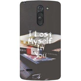 G.store Hard Back Case Cover For LG G3 Stylus 57358