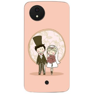 G.store Hard Back Case Cover For Micromax Canvas A1 57830
