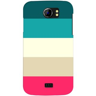 G.store Hard Back Case Cover For Micromax Canvas 2 A110 58236