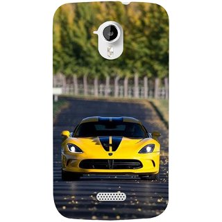 G.store Hard Back Case Cover For Micromax Canvas HD A116 58473