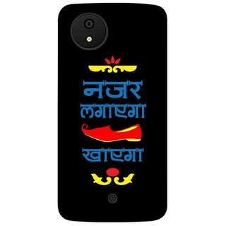 G.store Hard Back Case Cover For Micromax Canvas A1 57896