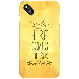 G.store Hard Back Case Cover For Micromax Bolt D303 57914