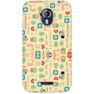 G.store Hard Back Case Cover For Micromax Canvas HD A117 58513