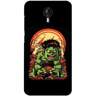 G.store Hard Back Case Cover For Micromax Canvas Nitro 3 E455 58985