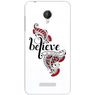 G.store Hard Back Case Cover For Micromax Canvas Spark Q380 59505