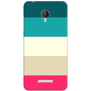 G.store Hard Back Case Cover For Micromax Canvas Spark Q380 59536