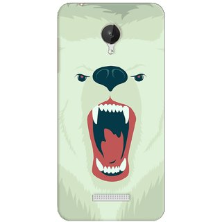 G.store Hard Back Case Cover For Micromax Canvas Spark Q380 59538