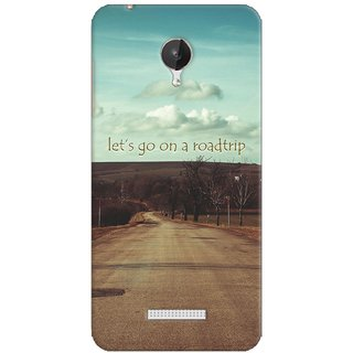 G.store Hard Back Case Cover For Micromax Canvas Spark Q380 59539