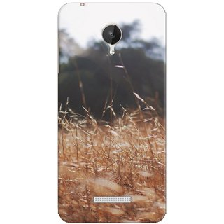 G.store Hard Back Case Cover For Micromax Canvas Spark Q380 59540