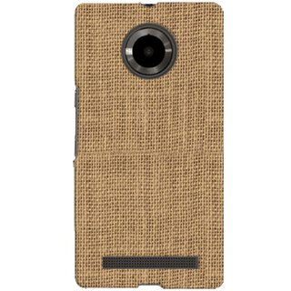 G.store Hard Back Case Cover For Micromax YU Yuphoria 59912