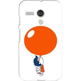 G.store Hard Back Case Cover For Motorola Moto G 60601