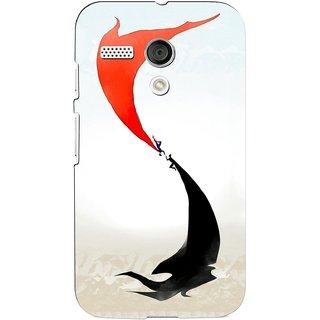 G.store Hard Back Case Cover For Motorola Moto G 60604