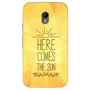 G.store Hard Back Case Cover For Motorola Moto G (3rd gen) 60814