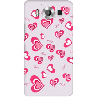 G.store Hard Back Case Cover For Microsoft Lumia 950  60172