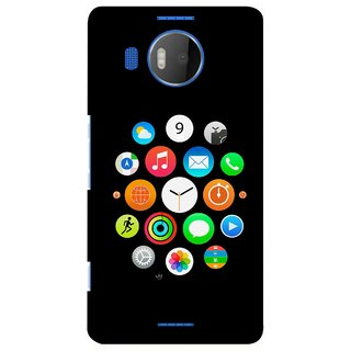 G.store Hard Back Case Cover For Microsoft Lumia 950 XL 60261